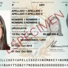 Uruguay comienza a expedir el nuevo pasaporte electr nico for Pasaporte ministerio interior
