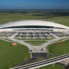 El Aeropuerto Internacional de Carrasco gana 13,5% pasajeros respecto al año 2016.