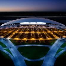 El Aeropuerto de Uruguay es uno de los 10 aeropuertos más hermosos del mundo