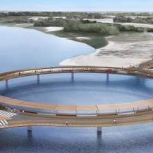 El M.T.O.P. pagará la suma de U$S 1:800.000 por la construcción del Puente Garzón que unirá Rocha con Maldonado.