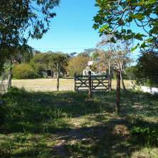 Fondo Jardín con segunda entrada