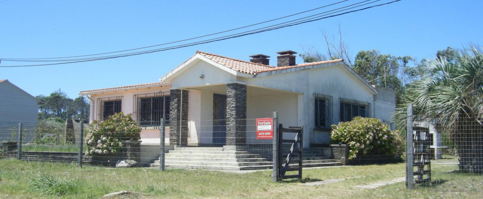Casa a la venta en el balneario la paloma departamento de for Inmobiliaria la casa