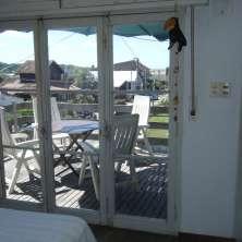 Dormitorio Principal con Balcón terraza