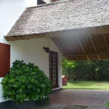 Porch y zona de parrillero