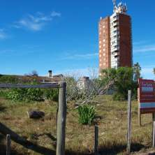 Lot for sale in the downtown of the Seaside Resort La Paloma