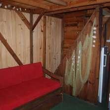 Sala de estar en Apartamento