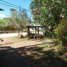 Jardín al frente