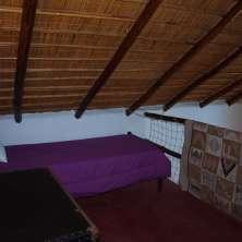 Dormitorio abierto en entrepiso