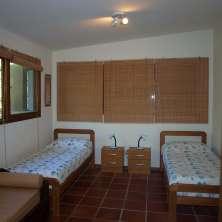 Dormitorio en Apartamento para huéspedes