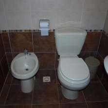 Baño Apartamento de Huéspedes