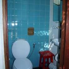 Baño en Parrillero