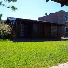 Jardín y Fachada lateral