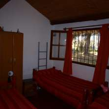 Dormitorio single en planta baja