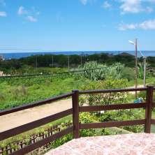 Balcón con vista al océano