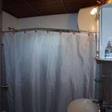 Baño completo en Apartamento
