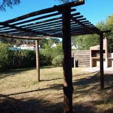 Jardín y Parrillero