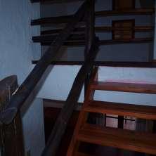 Escalera a Planta Alta