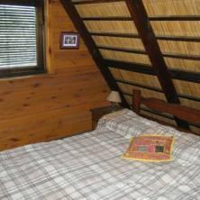 Dormitorio principal Cabaña 4p