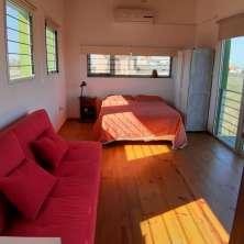 Dormitorio con A/C