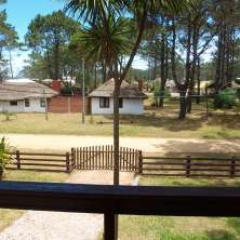 Vista Balcón Dormitorio