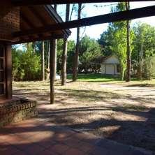 Vista desde Entrada Casa Principal