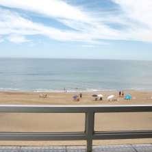 Vista a la playa desde Balcón
