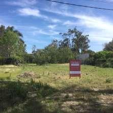 Dos terrenos en venta en el Balneario La Paloma, a pocas cuadras de la playa Zanja Honda
