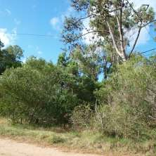 Lot for sale with access from two different streets on the area of Rincon del Rosario in La Paloma resort