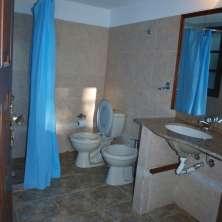 Baño completo en Parrillero