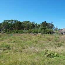 Terreno esquinero con hermosa vista al campo ubicado en la zona de Barrio Parque en La Paloma