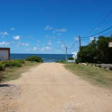 Bajada a la playa