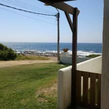 Vistas al océano desde la casa