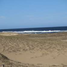 Land plot for sale in First line from the coast in San Antonio beach resort