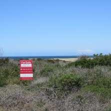 Oportunidad de terreno en Primera línea del Balneario Santa Isabel de La Pedrera