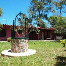 Cozy house for sale in a natural setting yet with easy access in Playa Serena beach
