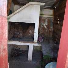 Parrillero techado