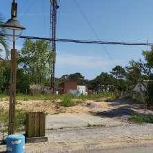 Muy buen terreno ideal para proyecto comercial, ubicado sobre calle principal de La Pedrera