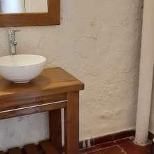 Baño en subsuelo