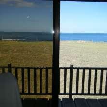 Balcón al mar en Dormitorio Principal