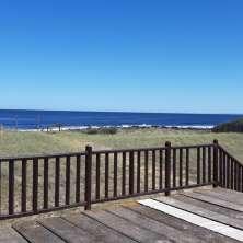 Excelente propiedad ubicada en Primera Línea, con magníficas vistas a la playa del Cabito