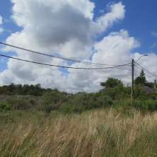 Plot for sale in a convenient location related to the beach and National Route in Puta Rubia