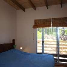 Luminoso y ventilado dormitorio