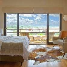 Suites con vistas a la bahía