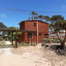 Three cabins ready to move-in located on paved road called Paloma of the coastal village