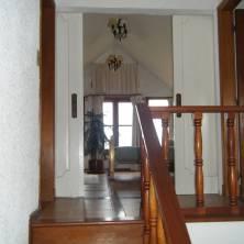 Vista al dormitorio de huéspedes